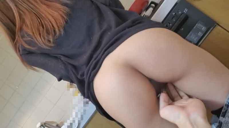 【個人】九州のスレンダー若妻。結婚後初の他人棒で美尻を汚され店に売られる-1