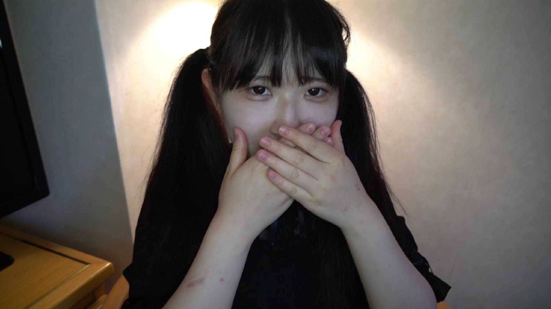 FC2 PPV 1507830 【個人撮影】あかり20歳のメイドカフェ店員★ツインテールの萌え萌え美女はアニメ声のМ女!パイパンのオマンコに大量中出しをします!